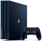 PlayStation4 Pro 500 Million Limited Edition