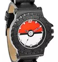 Pokemon Poke Ball Watch