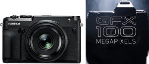 GFX 50R/GFX 100Megapixels