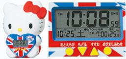 おしゃべり目ざまし時計 JF801A