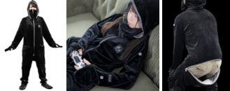 ゲーミング着る毛布 ダメ着4G