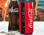 コカ・コーラ ワイヤレススピーカークロック