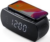 充電付き時計(400-WT001)