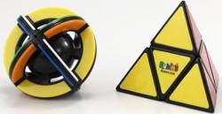 ルービックサークル/ルービックピラミッド