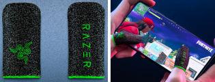 Razer ゲーム用フィンガースリーブ