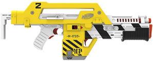 ナーフ エイリアン Aliens M41-A LMTD パルスブラスター